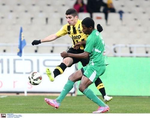 ΑΕΚ - Αχαρναϊκός 2-0 (ΤΕΛΙΚΟ)