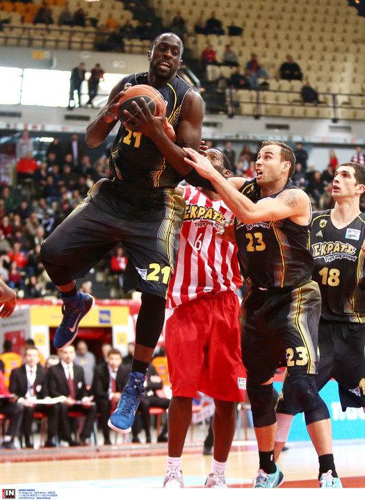 ΦΩΤΟ από το Ολυμπιακός - ΑΕΚ
