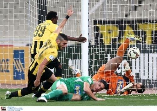 Παγούδης: «Η ΑΕΚ ανήκει στην πρώτη κατηγορία»