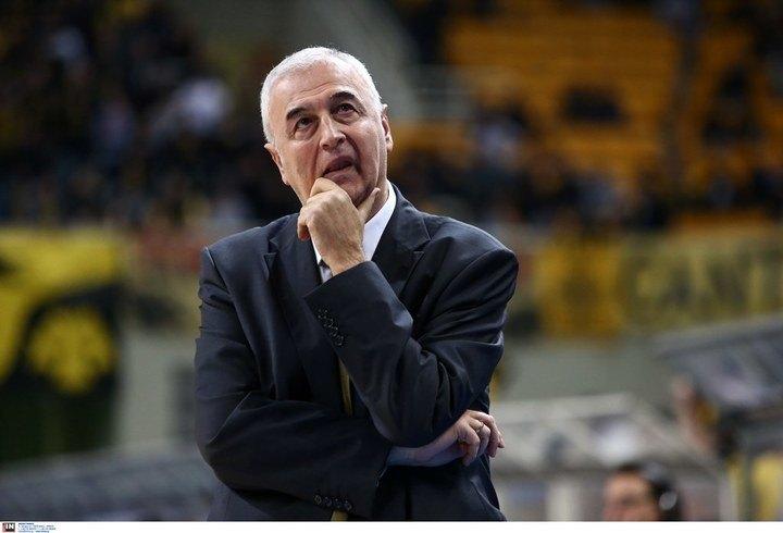 Το Eurosport στην προπόνηση της ΑΕΚ