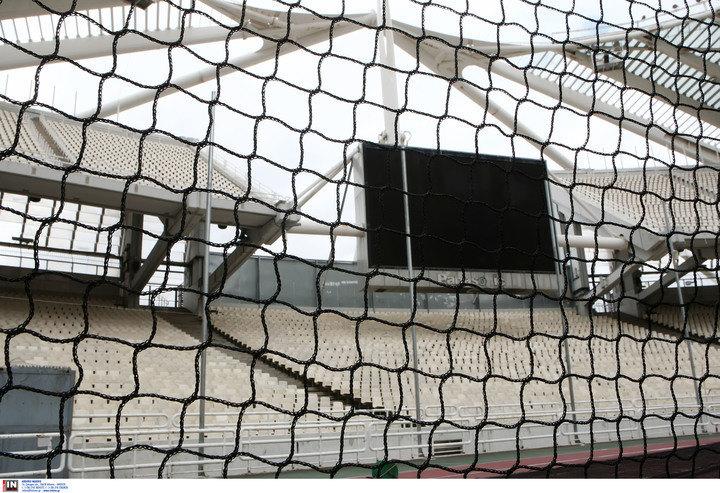 Δείτε το δίχτυ που μπήκε στο πέταλο της Original 21 στο ΟΑΚΑ (ΦΩΤΟ)