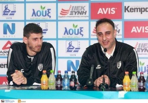 Γεωργιάδης: «Συγχαρητήρια στην ΑΕΚ για όσα έχει καταφέρει φέτος»