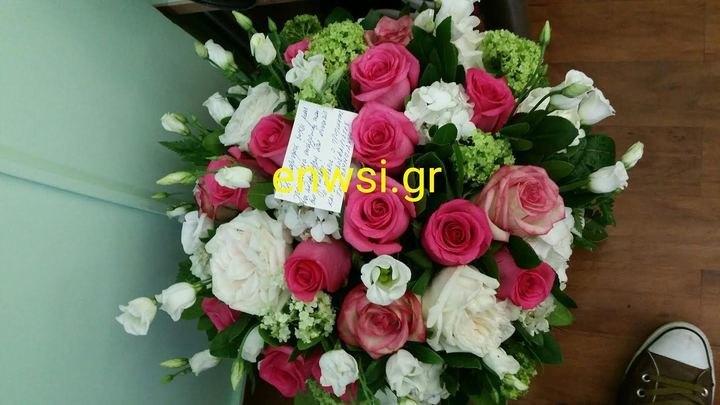 Δείτε στο enwsi.gr το δώρο του Μαρινάκη και των παικτών του Ολυμπιακού στον Μάνταλο (ΦΩΤΟ)