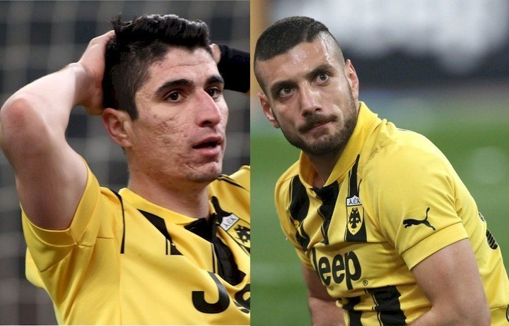 Ξεχωριστούς στόχους θέτουν Μάνταλος και Αραβίδης για την επιστροφή τους