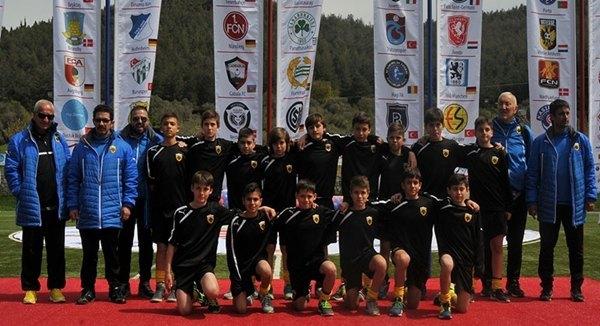 Η Κ12 της ΑΕΚ 4η στο Izmir Cup (ΦΩΤΟ)