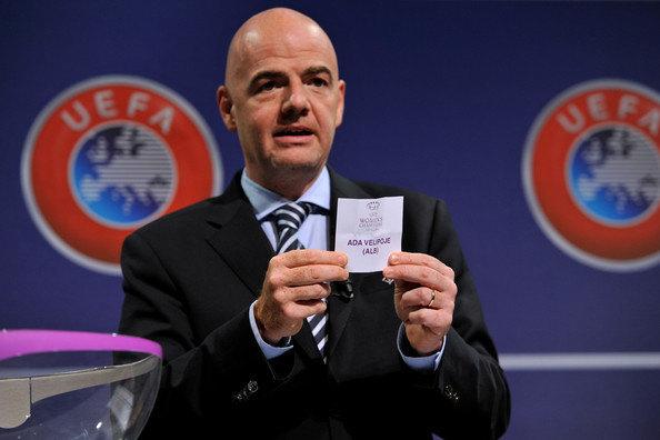 Την Τρίτη στη Βουλή ο Ινφαντίνο της UEFA
