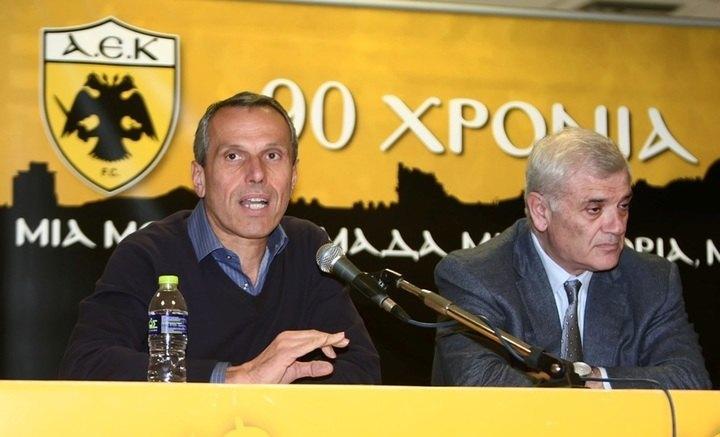 """Ανδριόπουλος: """"Οπως έχει δηλώσει η κυβέρνηση, επιθυμεί να γίνει το γήπεδο"""""""