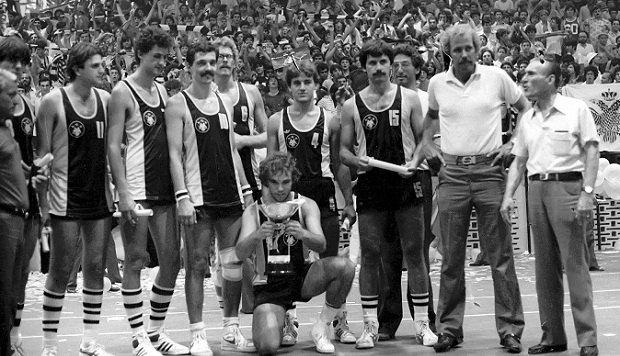 Ο Αποστολίδης και το Κύπελλο με την ΑΕΚ το '81 (ΦΩΤΟ-VIDEO)