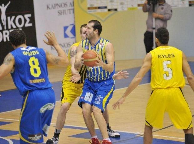 Εχασε στους τελικούς του Πρωταθλήματος Κύπρου ο Κακιούζης
