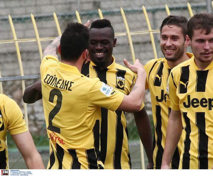 Κρισάντους: «Εζησα κόλαση στην Τουρκία, τώρα στην ΑΕΚ είμαι καλά και έρχονται τα γκολ»