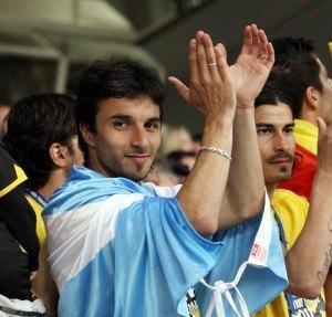 ÓÊÏÊÏ ÁÔÑÏÌÇÔÏÓ - ÁÅÊ (ÔÅËÉÊÏÓ ÊÕÐÅËËÏÕ 2010-2011) SCOCCOATROMITOS - AEK (CUP FINAL 2010-2011)