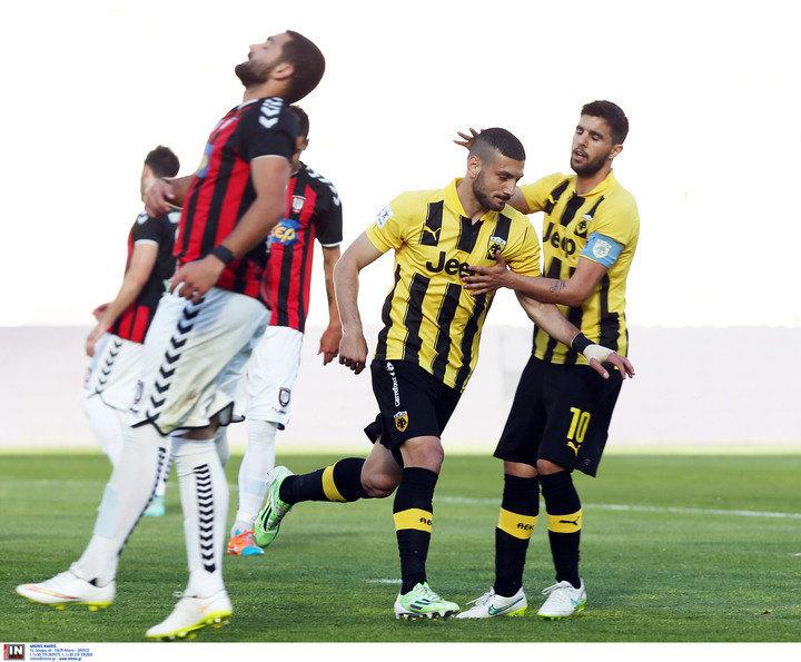 ΑΕΚ - Παναχαϊκή 3-0 (ΤΕΛΙΚΟ)