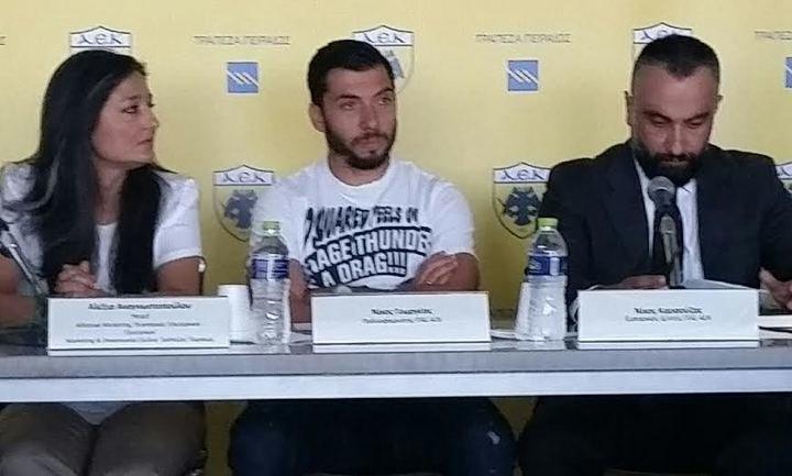 """""""Ουδέν σχόλιον"""" από Γεωργέα για την ένορκη κατάθεση (VIDEO)"""