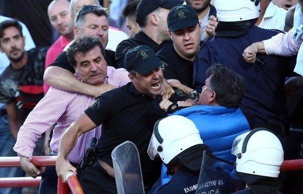 Παραλήρημα Κούγια μετά το επεισόδιο με αστυνομικό, με βολές κατά της ΑΕΚ και του Μελισσανίδη