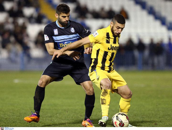 Κύργιας: «Ετσι είναι το ποδόσφαιρο»