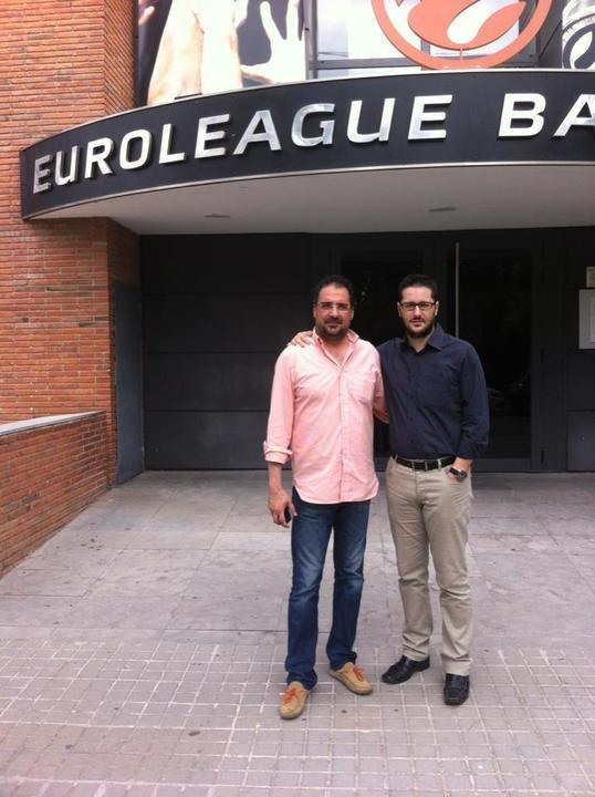 Από τα τοπικά της Β' εθνικής στα γραφεία της Euroleague