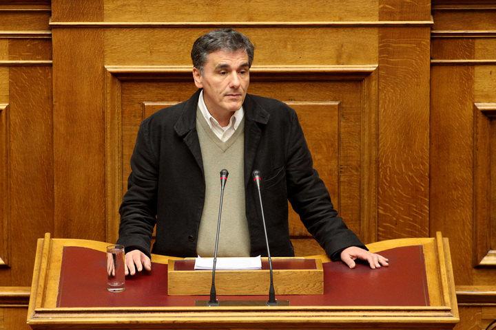 Οριστικό: Νέος υπουργός Οικονομικών ο Ευκλείδης Τσακαλώτος