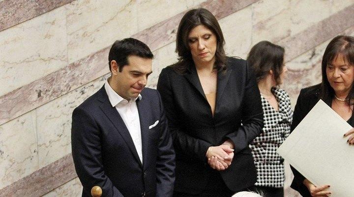 """Ζωή: """"Να μη δεχθεί η Βουλή τον εκβιασμό που αποδέχθηκε ο Τσίπρας"""""""