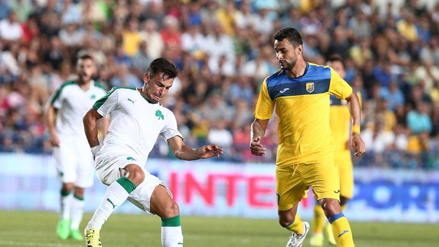 Γύρισε το ματς στο Αγρίνιο ο ΠΑΟ και νίκησε 1-2