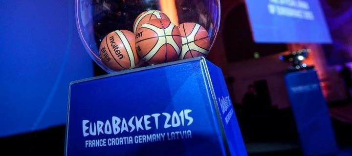 Το τηλεοπτικό πρόγραμμα για το Eurobasket 2015