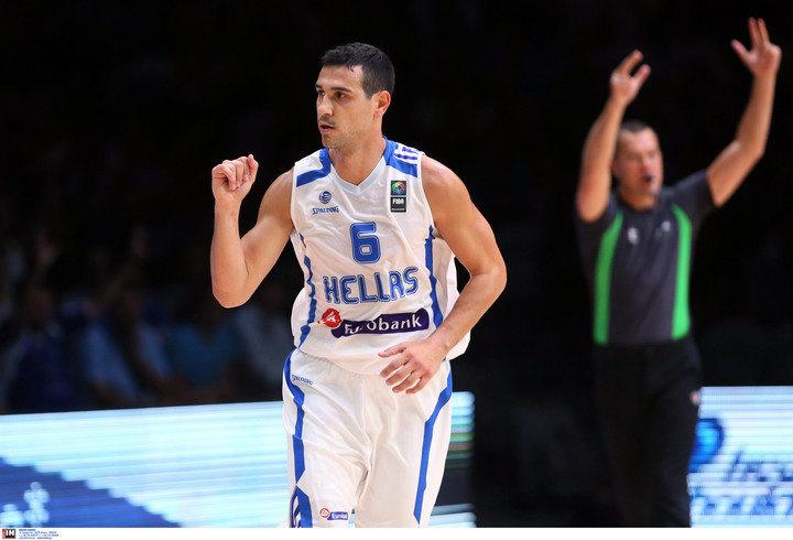 Ελλάδα – Ισπανία την Τρίτη στις 19:30