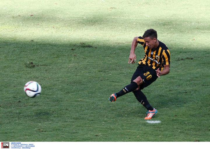 Η γκολάρα του Ντιέγκο και όλα τα στιγμιότυπα του ματς ΑΕΚ - ΠΑΣ Γιάννινα (VIDEO)