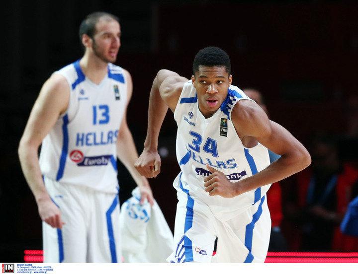 Νίκη για την Ελλάδα και Προολυμπιακό