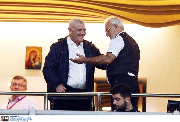 Μαζί Μελισσανίδης και Σαββίδης