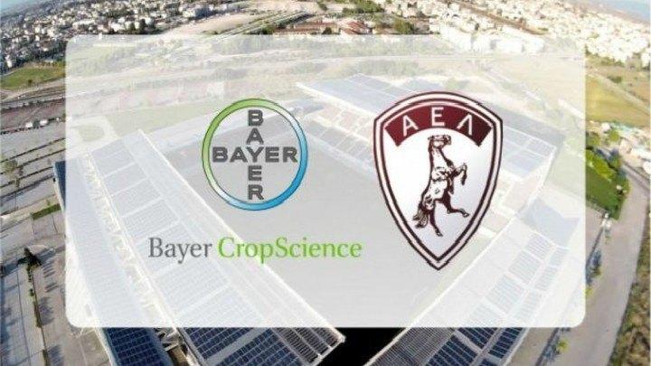 Συμφωνία Λάρισα - Bayer