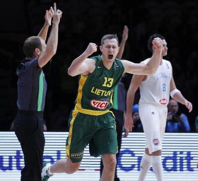 Λιθουανία - Ισπανία στον τελικό του Eurobasket 2015