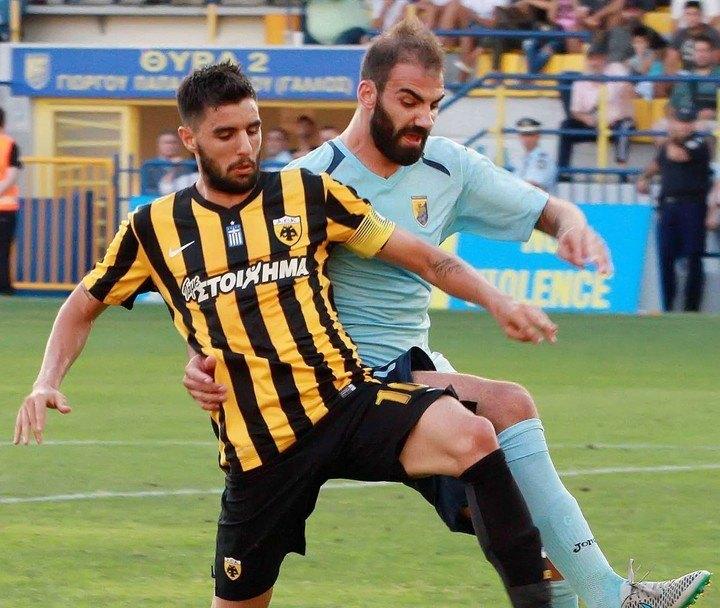 «Παίζει σύγχρονο ποδόσφαιρο η ΑΕΚ»