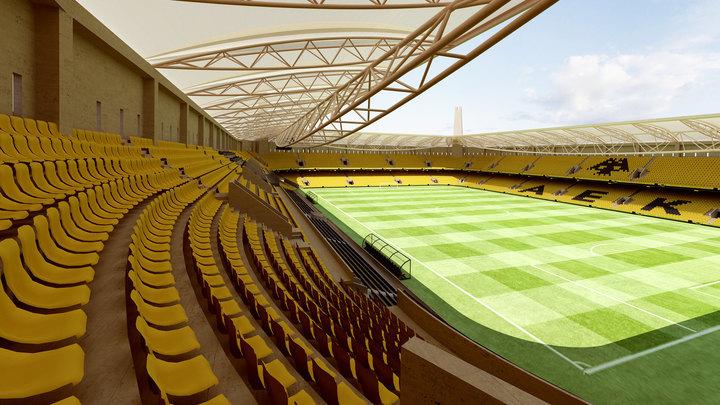 Η επίσημη απόφαση του ΥΠΑΠΕΝ για το γήπεδο της ΑΕΚ