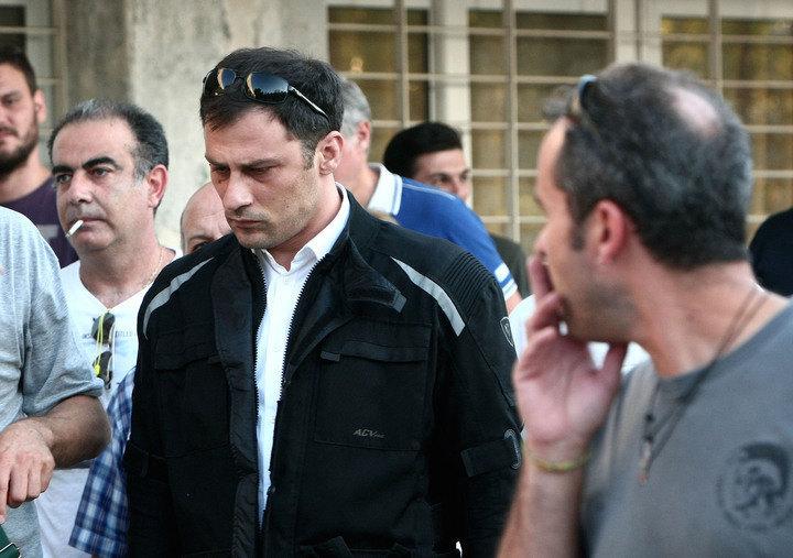 Ο Βασιλόπουλος αποχώρησε από τον ΣΥΡΙΖΑ