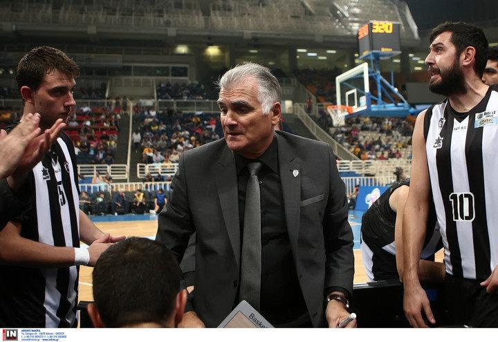 Μαρκόπουλος: «Η ΑΕΚ έπαιξε σκληρή άμυνα»