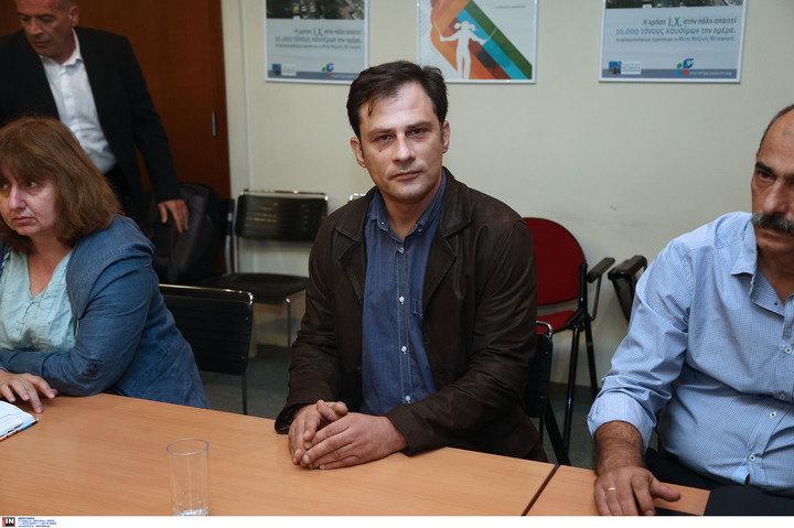 Εικόνες από τη συνάντηση στο ΥΠΕΚΑ