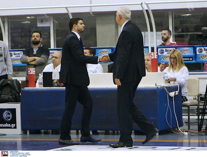 Μαρκόπουλος: «Η ΑΕΚ έχει ποιότητα»