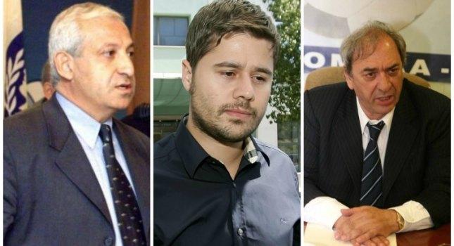 Λυσαρίδης, Καλογιάννη και Μάκης Γκαγκάτσης για την προεδρία της ΕΠΟ
