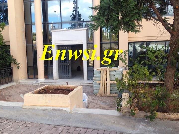 Το enwsi.gr στα νέα γραφεία της ΠΑΕ ΑΕΚ (ΦΩΤΟ)