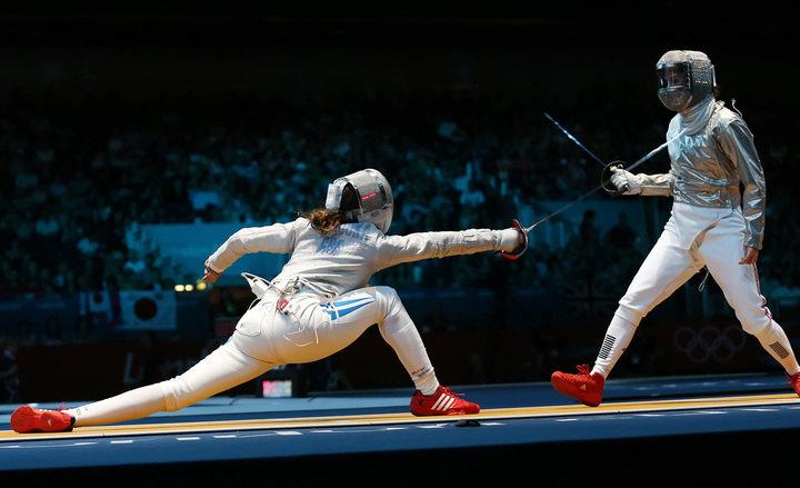 «Χάλκινη» η Χουρί στο Παγκόσμιο Πρωτάθλημα Ξιφασκίας Νεανίδων