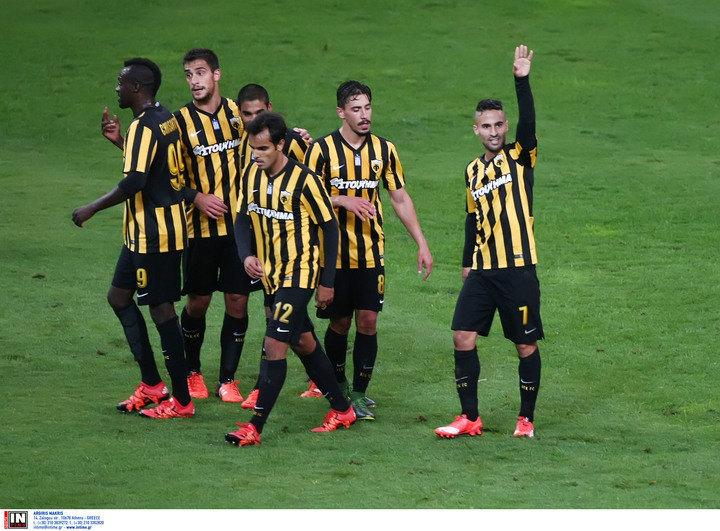 ΑΕΚ – Αστέρας Τρίπολης 0-1 (ΤΕΛΙΚΟ)