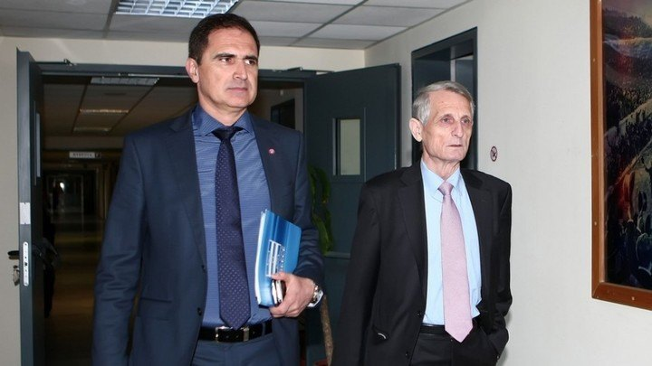 «Η επιτροπή θα πάει στον Κοντονή για το Κύπελλο»