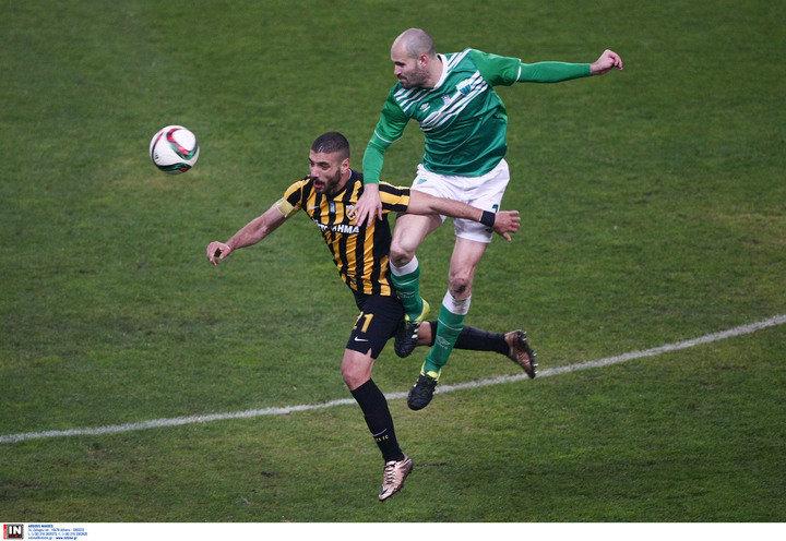 «Καλύτερος παίκτης της ΑΕΚ ο Γιόχανσον»