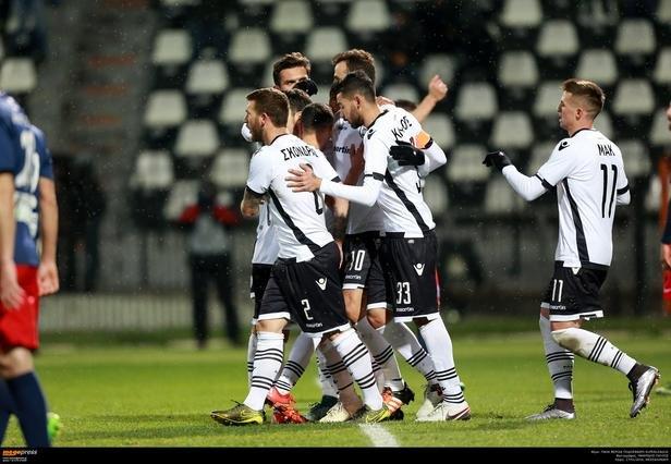 Super League: Δύσκολες νίκες για ΠΑΟΚ-Αστέρα Τρίπολης