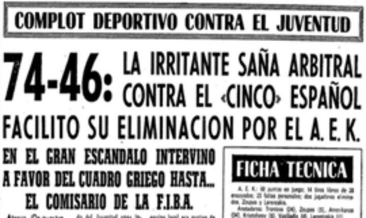 Η ΑΕΚ έμεινε αλησμόνητη στους Ισπανούς