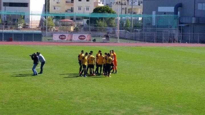 Το enwsi.gr στο ντέρμπι των νέων (Τελικό, 3-0, VIDEO)