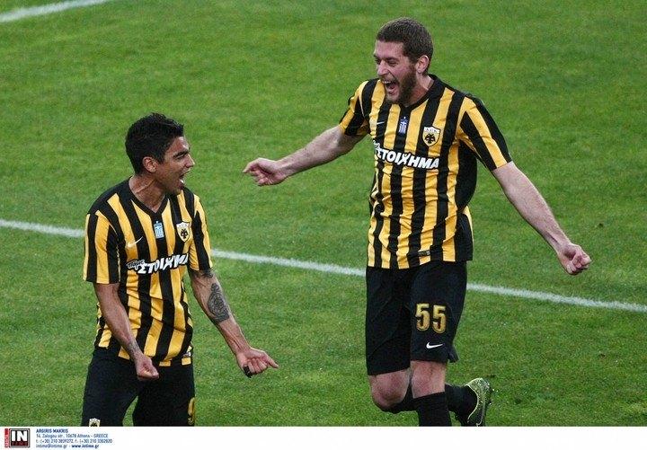 Τζανετόπουλος: «Δικαίωση για μένα που ξανάπαιξα και κερδίσαμε σε ντέρμπι»