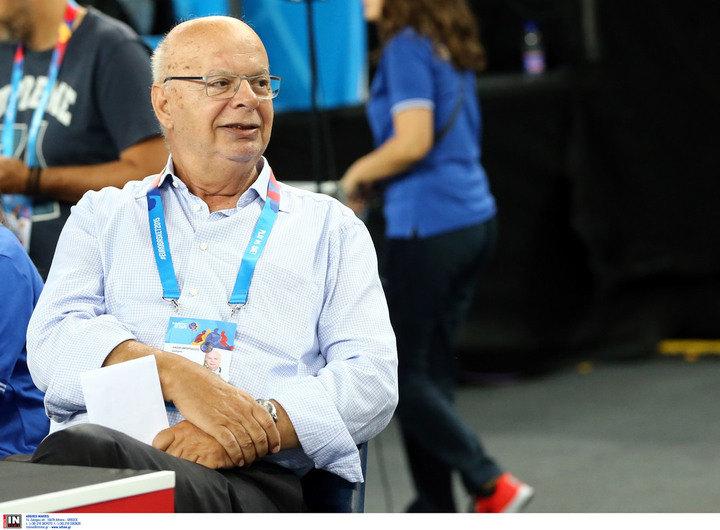 Βασιλακόπουλος: Η FIBA πιέζει, ας αναλάβουν τις ευθύνες τους