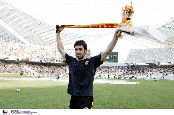 Το «αντίο» του Ζήκου και η αποθέωση των πρωταθλητών στο γήπεδο (VIDEO)
