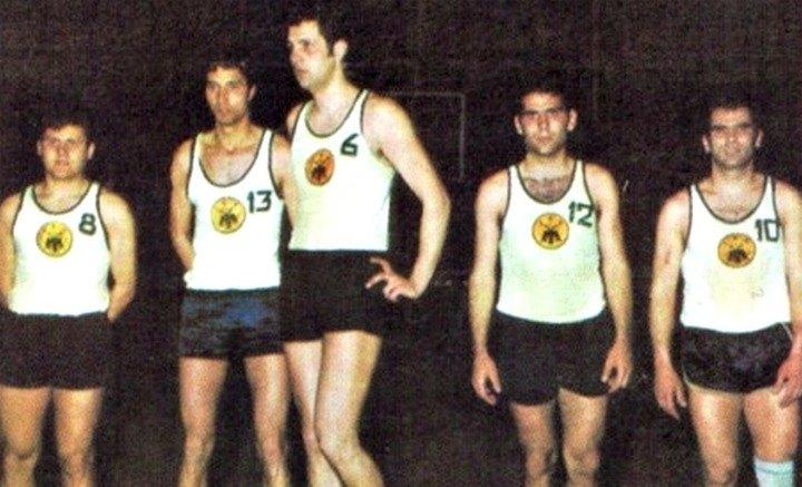 Το ρεκόρ του Τρόντζου με την Εθνική Ελλάδος