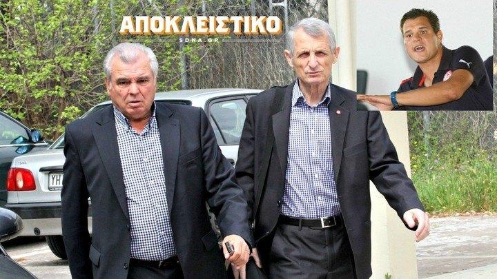 ΑΕΚ και ΕΠΣ Κυκλάδων καταγγέλουν Ολυμπιακό και Τοπολιάτη!